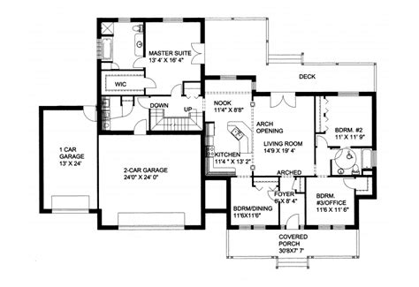 Home Floor Plans Calgary Calgary Country Ranch Home Plan 088d 0081 House Plans