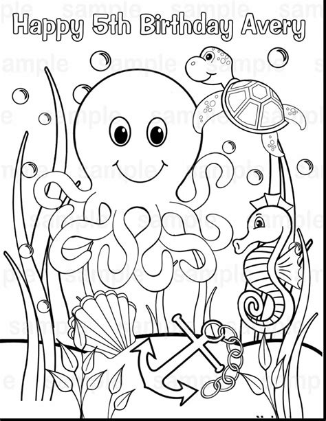 sea animals coloring pages sea animals coloring pages coloringsuite