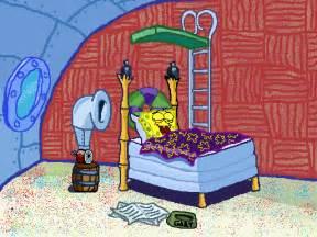 spongebob s bedroom by smart art25 on deviantart