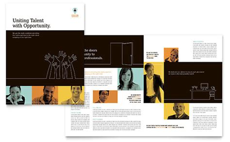 professional brochure design templates professional services brochures templates designs