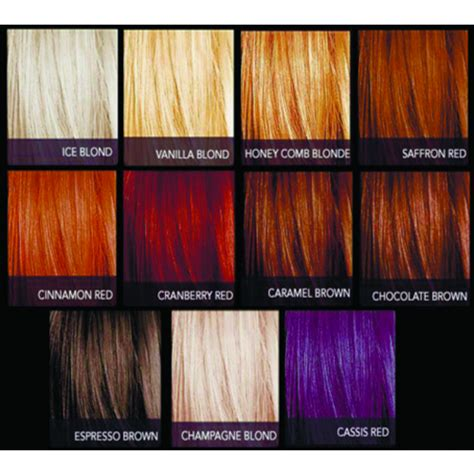 cellophane hair color sebastian cellophanes supply