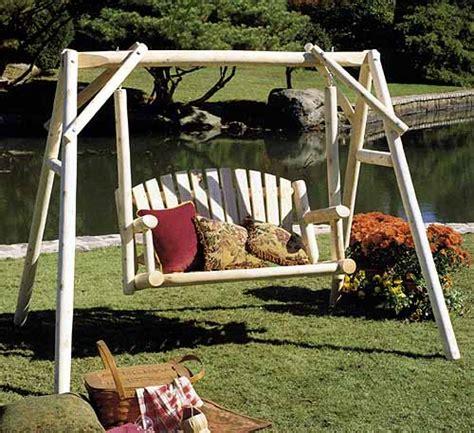 america swings cedar swings and gliders