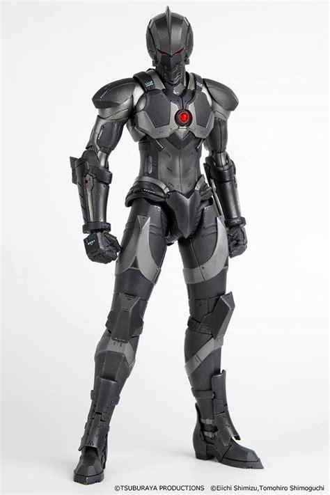 Figure Ultraman 1 threezero ultraman stealth version 1 6 scale figure the