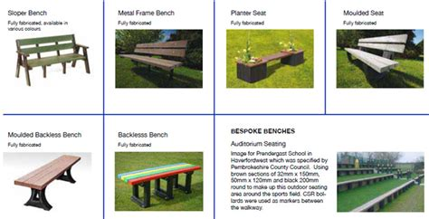 gg signs memorial bench street benches