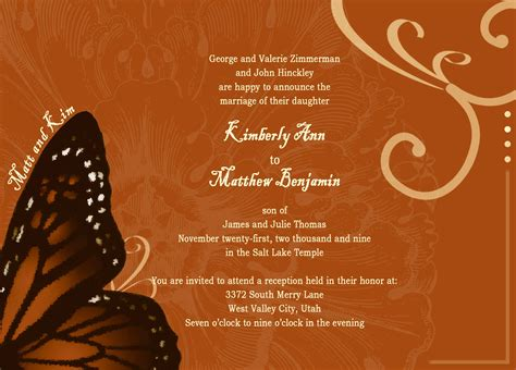 Married Invite Card by Best Wedding Invitations Cards Wedding Invitation Cards