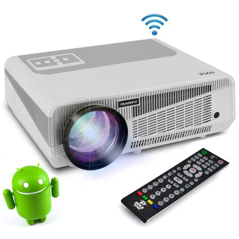 pylehome prjand home  office projectors