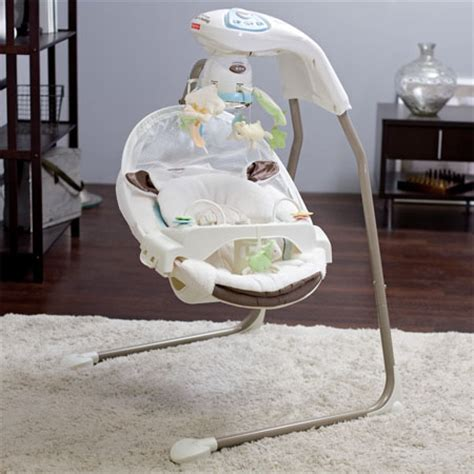 cradle and swing my little lamb little lamb cradle baby swing offers comfort with style to