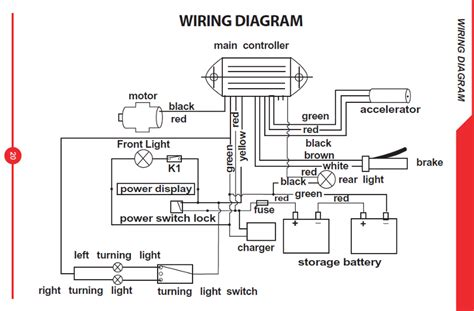 24v e scooter wiring diagram wiring diagrams wiring diagrams