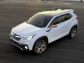 Future Subaru Subaru Viziv Impreza Concepts Preview Next Forester