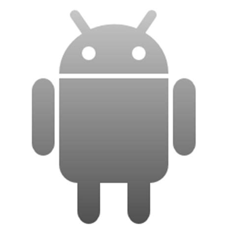 Icne Image Android PNG transparent gratuit