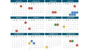 Calendario 2018 La Nacion El Calendario De Feriados Nacionales Previstos Para Este