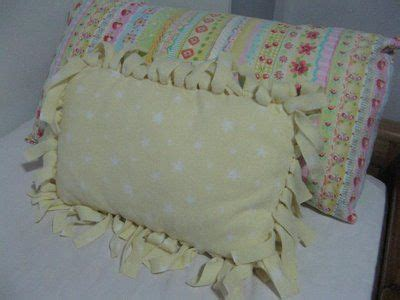 No Sew Fleece Pillow Directions by 1000 Images About Comfort On