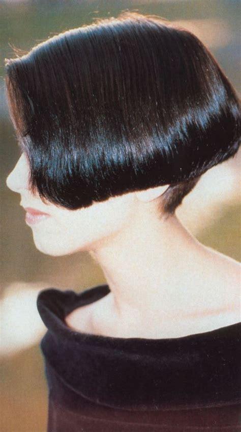 choppy nape length bob 1000 ideas about bob haircut bangs on pinterest razored