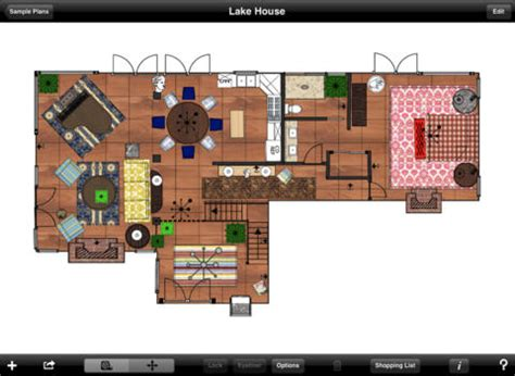 home design software for the ipad home design diy interior floor layout space planning