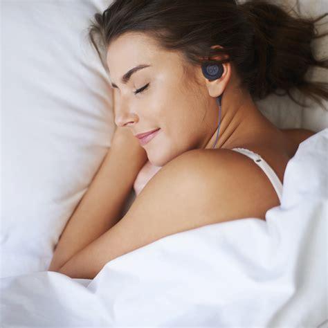 bed phones gen 3 sleep headphones black bedphones touch of modern