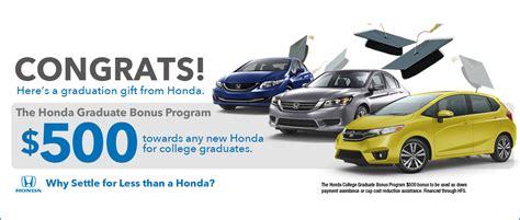 Honda Graduate Program Criteria by Honda Graduate Program Florence Sc