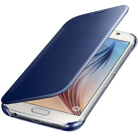 Samsung Galaxy A7 2017 Flipcase Canvas Wallet Flipcover Cover samsung galaxy s6 clear view flip ef zg920bb black
