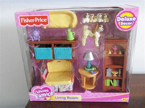 fisher price loving family doll house furniture 10 images about fisher price loving family on pinterest fisher price