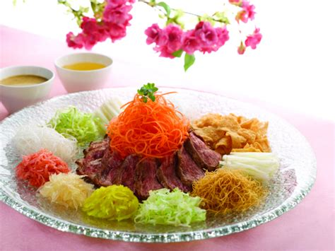 new year fish yu sheng best yu sheng with a twist
