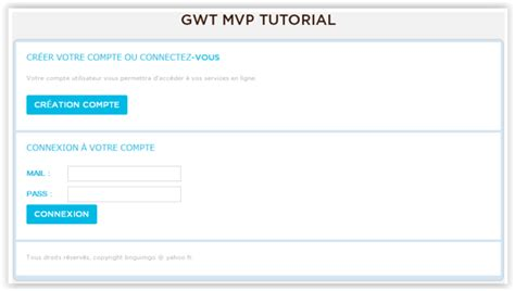 design pattern java web application gwt mvp