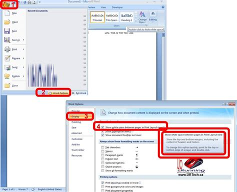 convert pdf to word header problem solved word 2007 2010 does not display header up