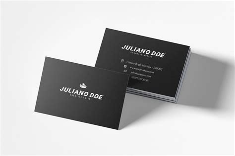 unique business card templates free free creative business card template creativetacos