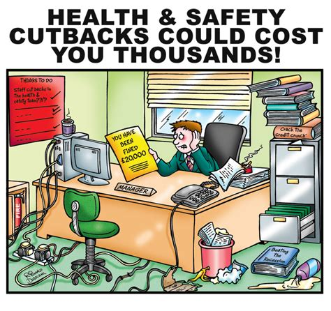 Kitchen Cabinet Warehouse by Health And Safety Cartoon Cutbacks Could Cost You