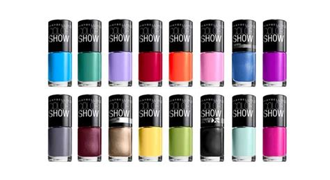 maybelline s colorshow nail polishes what color is it