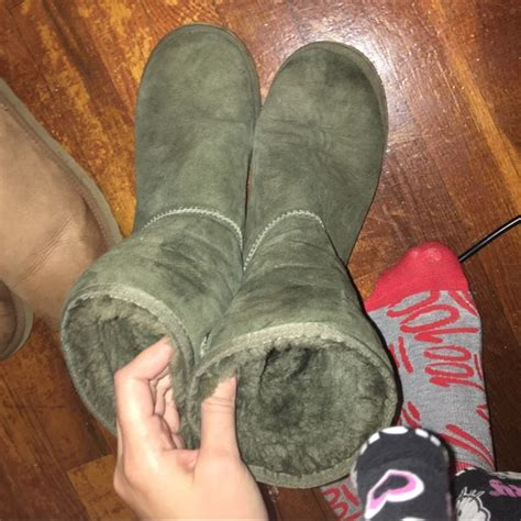 olive color boots uggs boots olive color mount mercy