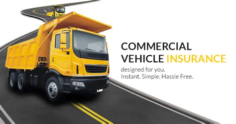 Motor Insurance by Buy Commercial Vehicle Insurance Truck Taxi
