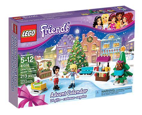 Friends Advent Calendar lego 174 friends advent calendar 41016 friends lego shop