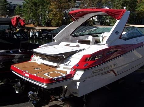 monterey boats 328ss price monterey 328ss bowrider boats for sale boats