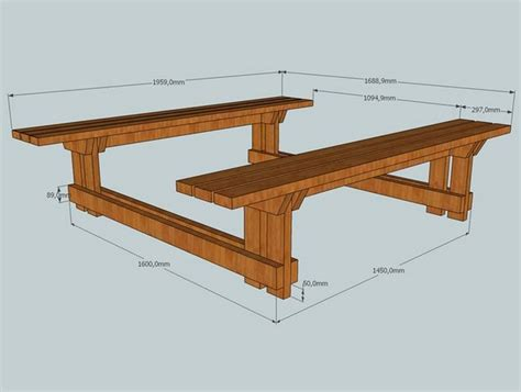 do it yourself picnic table do it yourself picnic table tutorial