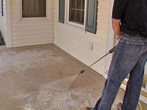 Windfang Flur by How To St A Concrete Porch Floor How Tos Diy