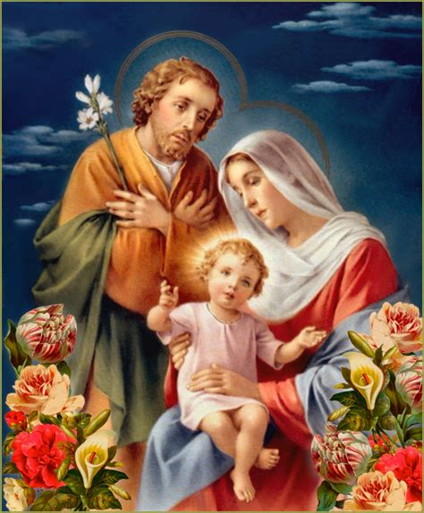 holy family of jesus and joseph battle feast of the holy family