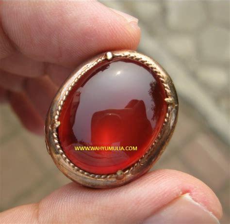 Batu Akik Baron Merah As142 tentang batu akik lengkap dengan gambar khasiat dan harga