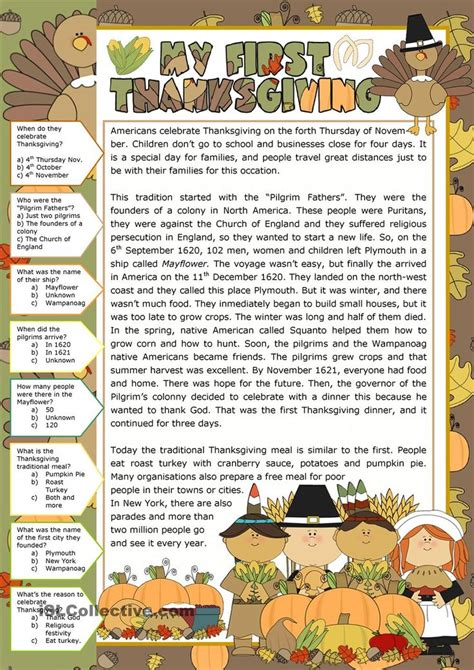 25 best ideas about thanksgiving worksheets on