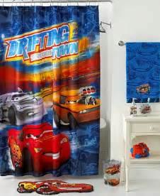 car bathroom accessories disney bath accessories disney cars shower curtain