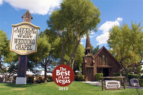 The Little Church of the West: The History of Las Vegas
