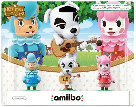 Kartu Amiibo para karakter animal crossing makin imut dalam wujud amiibo