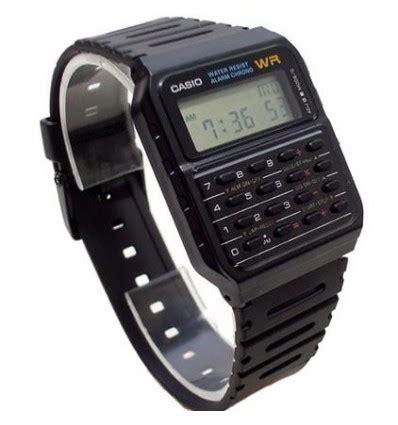 orologio casio calcolatrice casio orologio digitale con calcolatrice uomo ca 53w 1z