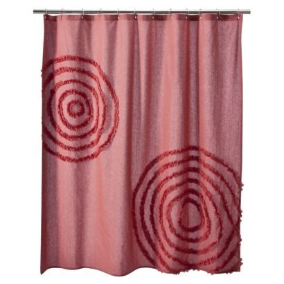 target red shower curtain 17 best images about arizona apt on pinterest towels