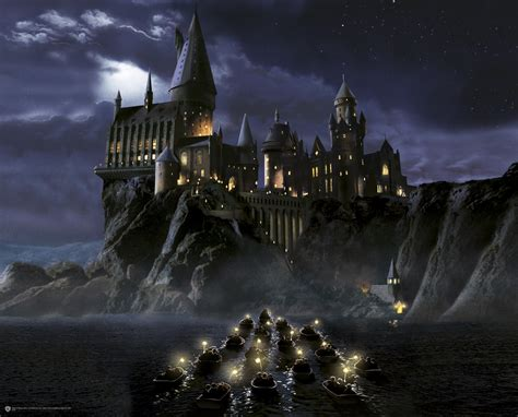 time to hogwarts wall mural projects to try