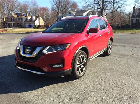 car review nissan rogue compact crossover adds   hybrid model wtop