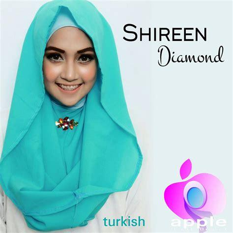 Jilbab Pasang Terbaru Jual Shireen By Apple Brand Toko Jilbab
