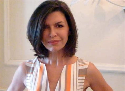 general hospital finola hughes new hair cut general hospital news finola hughes appears on the
