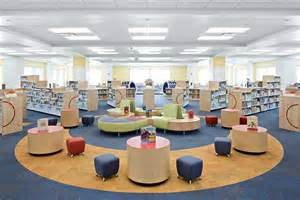 Library 3rd floor childrens library center library design interior jpg