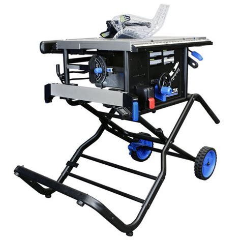 Delta Portable Table Saw by Delta 36 6020 6000 Series 15 10 In Portable Table Saw