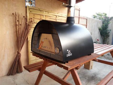 barbecue pas cher 590 four a pizza et four a maximus noir