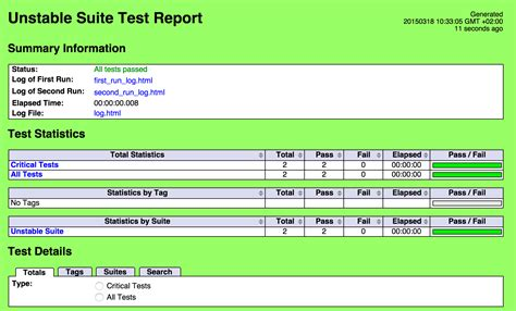 smoke test report template beautiful smoke test template image documentation